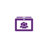 CVLC - Services Media Relations Purple