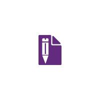 CVLC - Services Secretariat Support Purple
