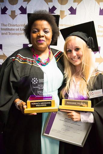Nobantu Mqulwana & Roxanne Palmer