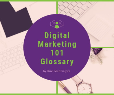 CVLC Digital Marketing 101 Glossary
